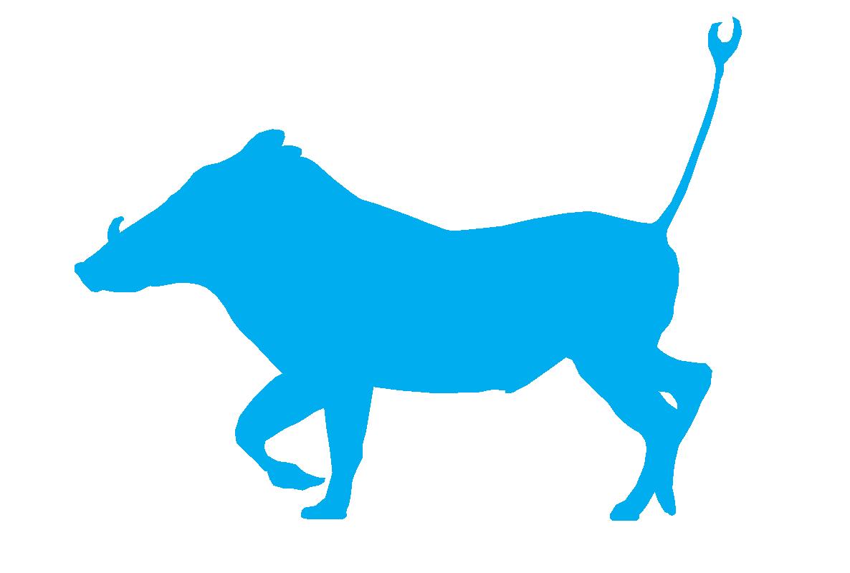 Warthog - Blue