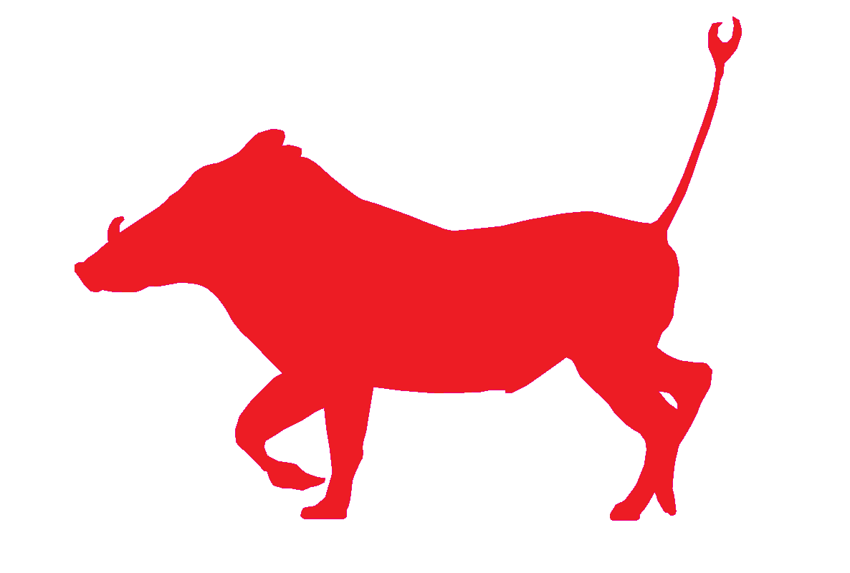 Warthog - Red
